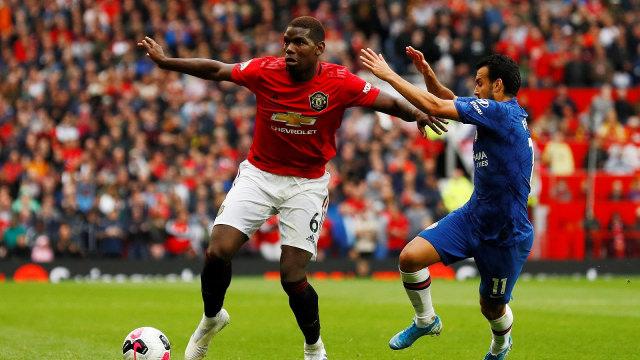 Chelsea dan Manchester United Incar Pemain Lille, Boubakary Soumare (93386)