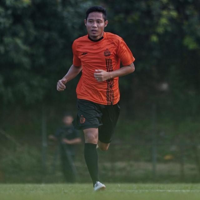 Evan Dimas, Persija Jakarta