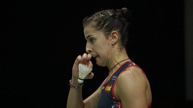 Indonesia Masters 2020, Carolina Marin