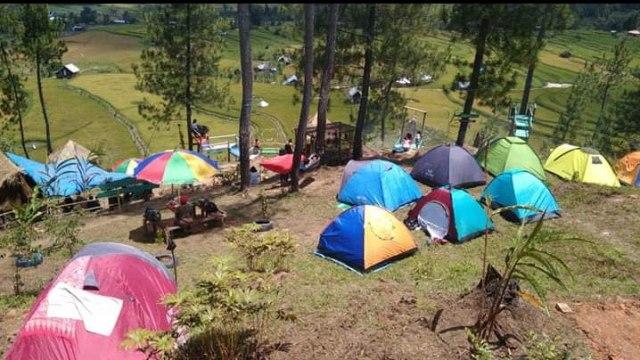 Menikmati Pesona Alam Dan Kincir Angin Di Citol Hill Mamasa Sulbar Kumparan Com