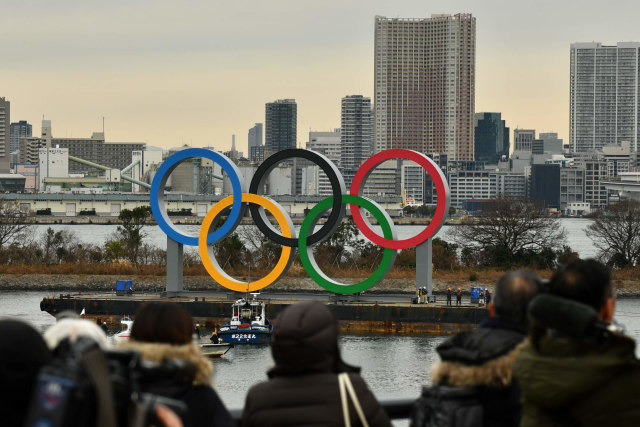 Indonesia Kini Incar Tuan Rumah Olimpiade 2036 Usai Gagal pada 2032 (27225)