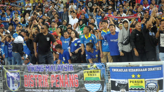Persib vs Selangor