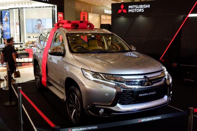 Penjualan Mitsubishi Pajero Sport di Indonesia Terbanyak di Dunia (477658)
