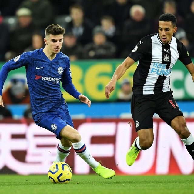 Chelsea, Mason Mount, Newcastle United