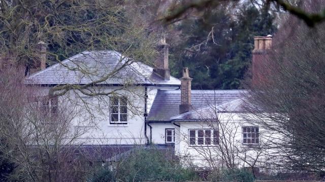 Frogmore Cottage, rumah Pangeran Harry