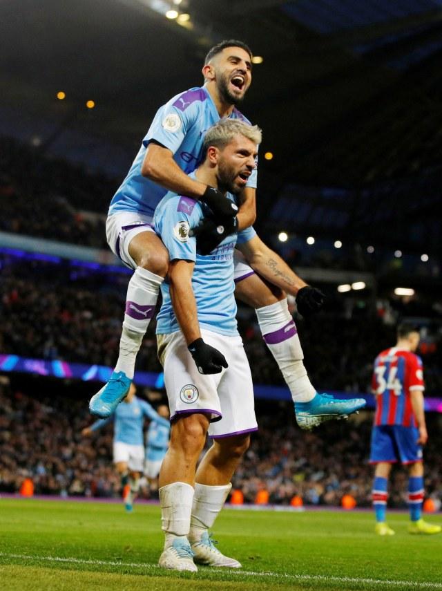 Manchester City vs Crystal Palace, POTRAIT