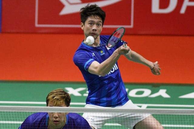 Indonesia Masters 2020, Kevin Sanjaya, Marcus Gideon