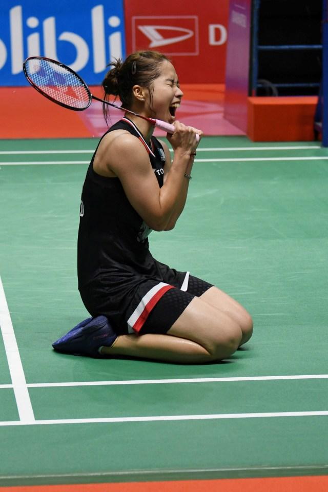 Indonesia Masters 2020, Ratchanok Intanon, POTRAIT