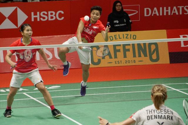 Hasil Lengkap Tim Indonesia di Hari Kedua 32 Besar Thailand Open (25772)