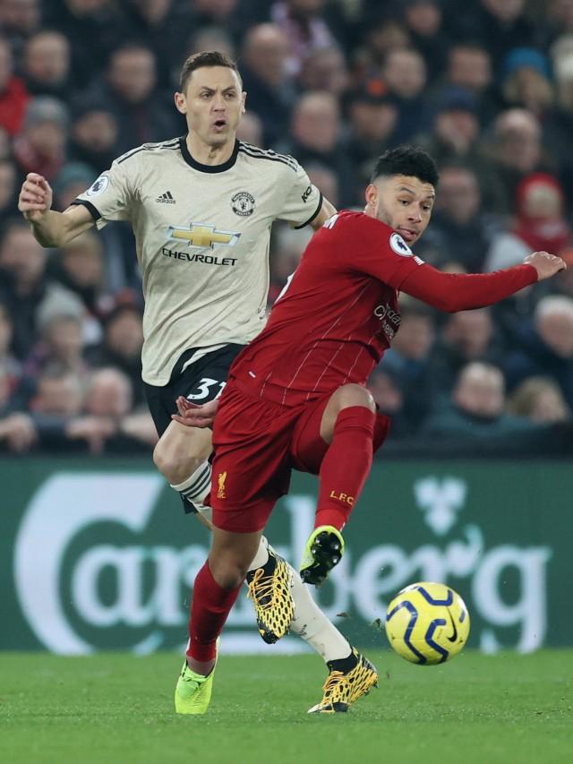 Liverpool melawan Manchester United, POTRAIT