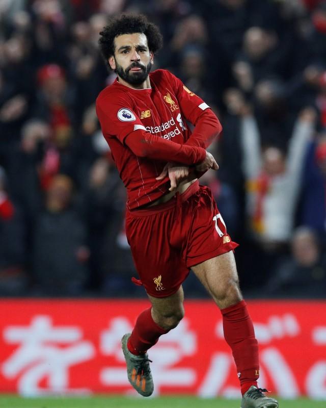 Liverpool, Mohamed Salah (PTR)