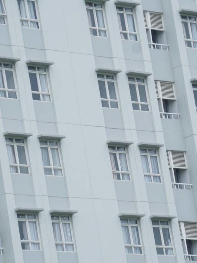 Foto: Lengangnya Wisma Atlet Kemayoran (69519)