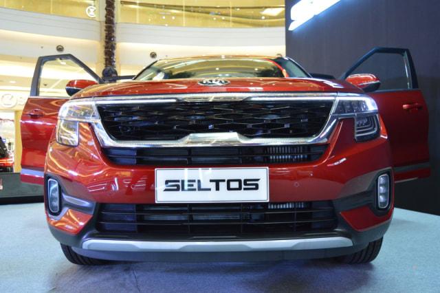 Otomotif, KIA, KIA Seltos, Mobil baru 2020, SUV