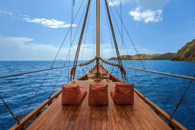 Kapal Pinisi Plataran