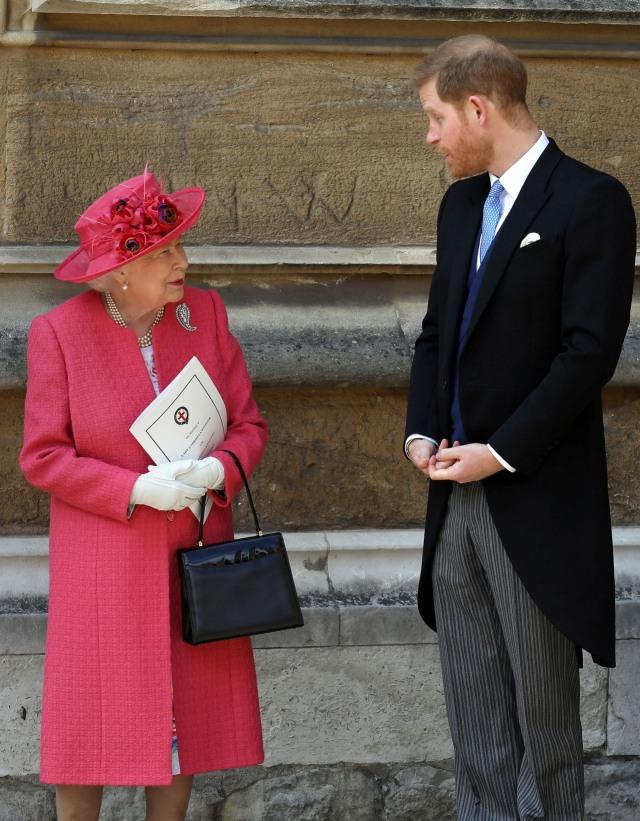 Ratu Elizabeth II Undang Pangeran Harry untuk Makan Siang, Hubungan Membaik? (41212)
