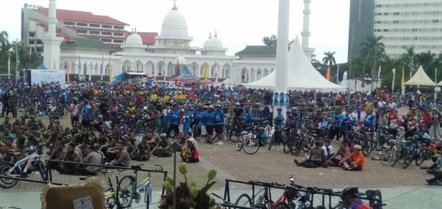 Batam Bersepeda 2020, 7200 Masyarakat Gowes Hingga 20 Kilometer  (46970)