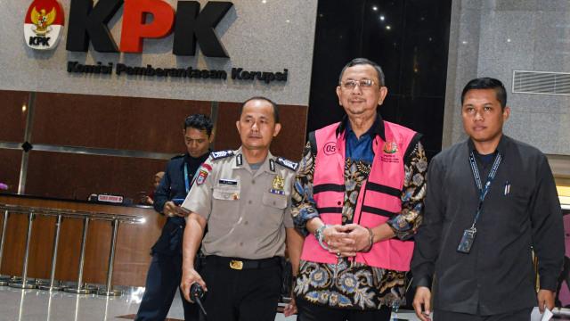 Eks Dirut Jiwasraya Akan Banding, Anggap Vonis Penjara Seumur Hidup Tak Adil (24465)