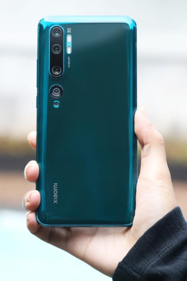 Review Xiaomi Mi Note 10 Pro: Kamera Hebat 108 MP (101350)