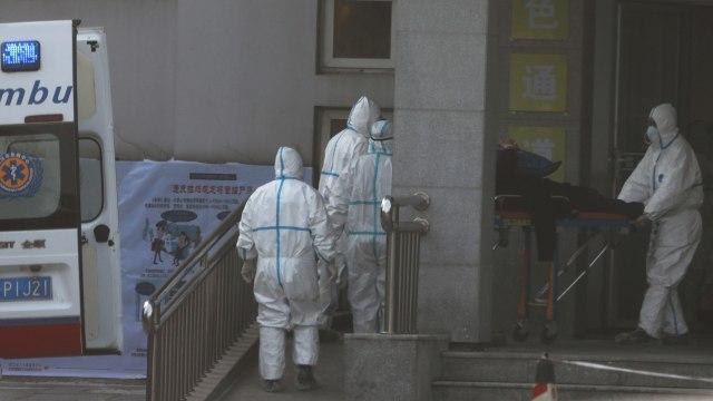 Huanggang Jadi Kota Kedua yang Diisolasi China karena Virus Corona (4229)