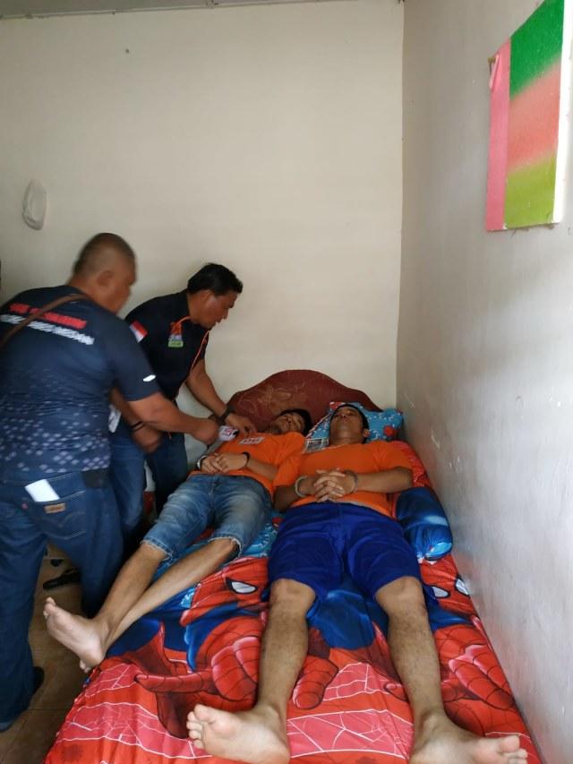 PTR, Rekrontruksi pembunuhan Hakim Jamaluddin tahap III