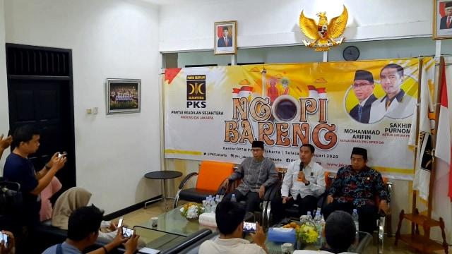 Alasan PKS Ajukan Nurmansjah Lubis Cawagub DKI: 2 Periode di DPRD (67213)