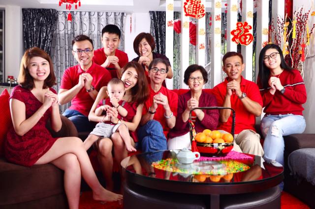 Peruntungan Keluarga di Tahun Tikus Logam untuk Setiap Shio (254565)