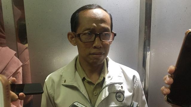 Kadis Citata Pemprov DKI Jakarta Heru Hermawanto