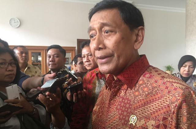 Wiranto Lapor ke Polda Metro Jaya Soal Penyerobotan Kantor DPP Hanura (551052)