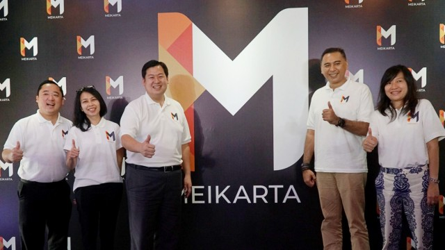 Launching Logo Meikarta