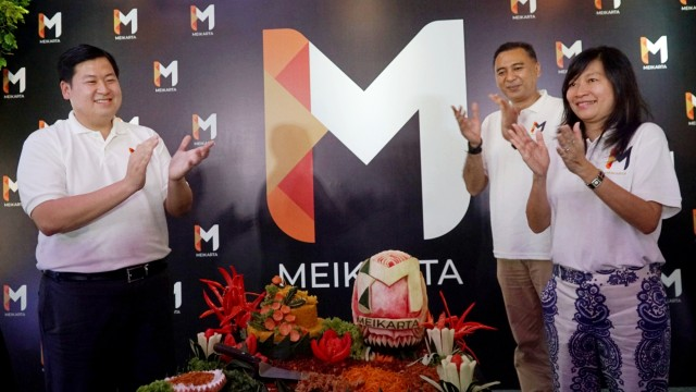 Launching Logo Meikarta