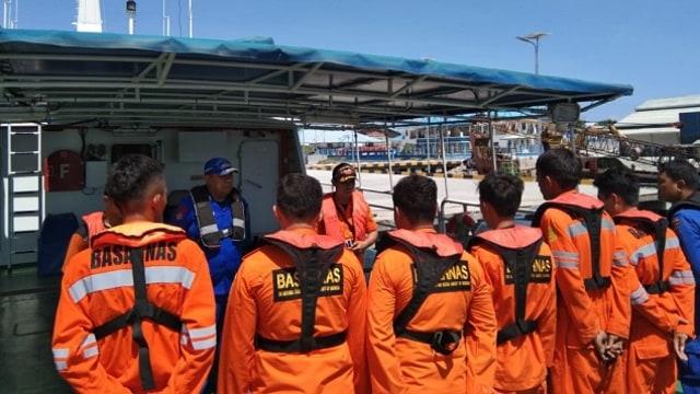 Kapal Motor Berisi 22 Orang Tenggelam di Perairan Sulteng (332697)