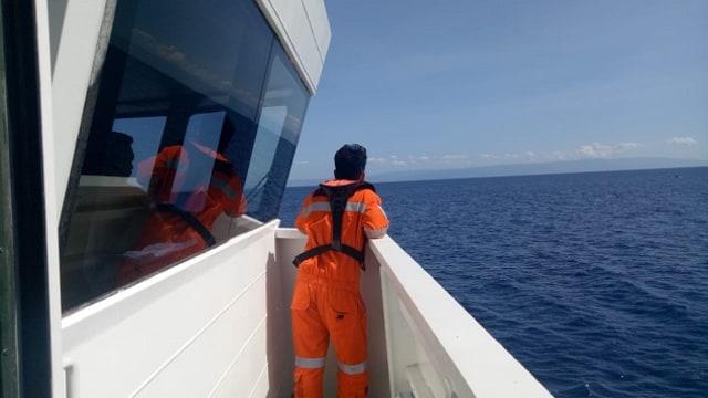 Kapal Motor Berisi 22 Orang Tenggelam di Perairan Sulteng (332698)