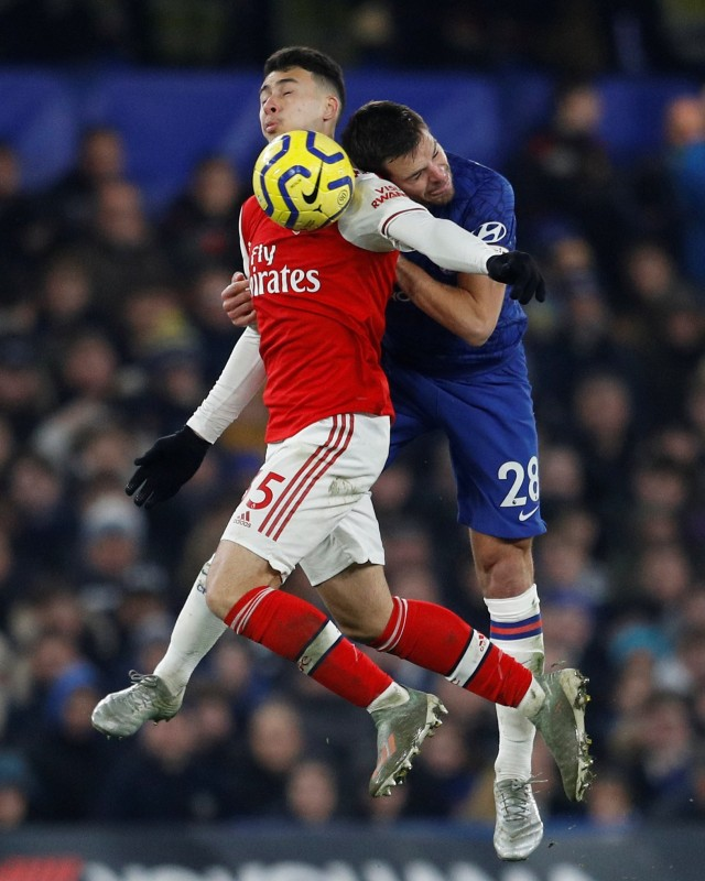Prediksi Arsenal vs Chelsea: Line Up, Kabar Cedera, Jadwal Tayang (1282206)