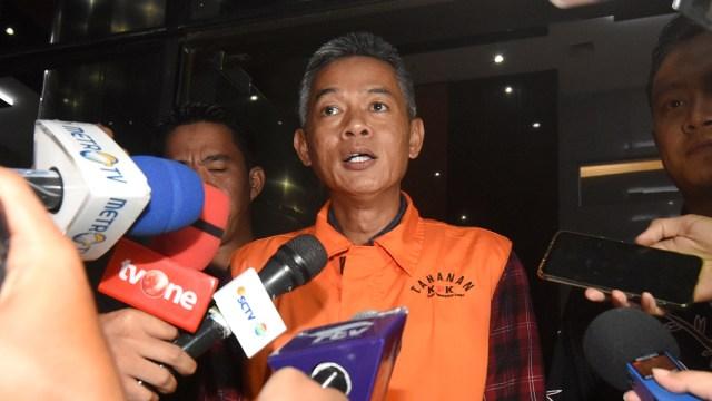 Wahyu Setiawan, pemeriksaan KPK