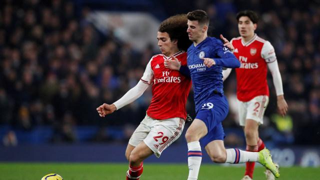 Prediksi Arsenal vs Chelsea: Line Up, Kabar Cedera, Jadwal Tayang (1282209)