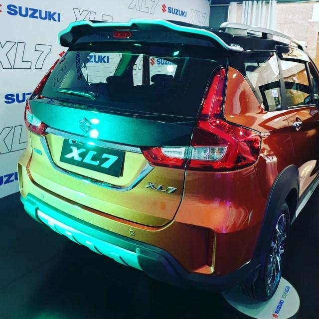 Suzuki XL7 Meluncur Februari, Harga Lebih Mahal Rp 10 Juta dari Ertiga (3625)