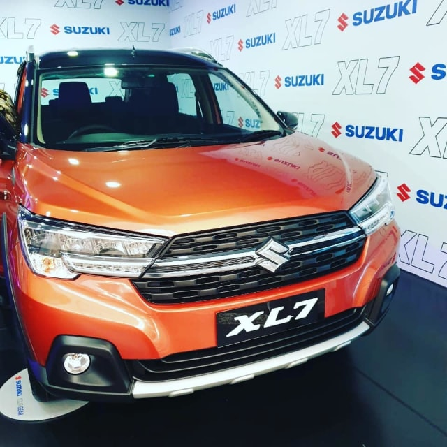 Suzuki XL7 Meluncur Februari, Harga Lebih Mahal Rp 10 Juta dari Ertiga (3623)