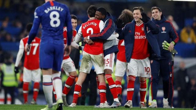 Prediksi Arsenal vs Chelsea: Line Up, Kabar Cedera, Jadwal Tayang (1282207)