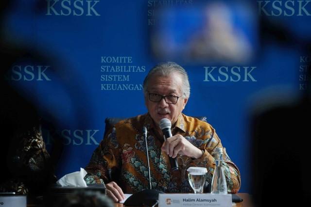 Halim Alamsyah, Komite Stabilitas Sistem Keuangan