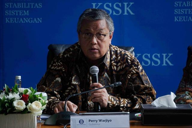Perry Warjiyo, Komite Stabilitas Sistem Keuangan