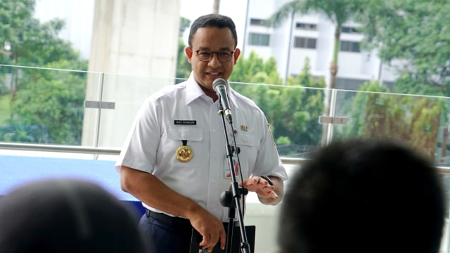 Anies Baswedan, Integrasi CSW TransJakarta dan Halte MRT