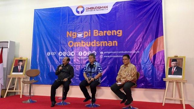 Ngopi Bareng Ombudsman
