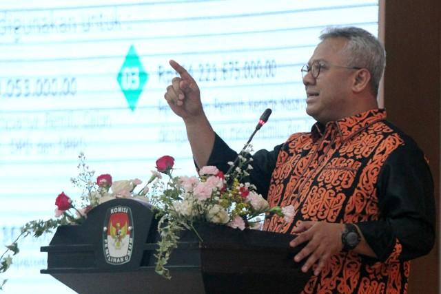 Refleksi KPU, Arief Budiman