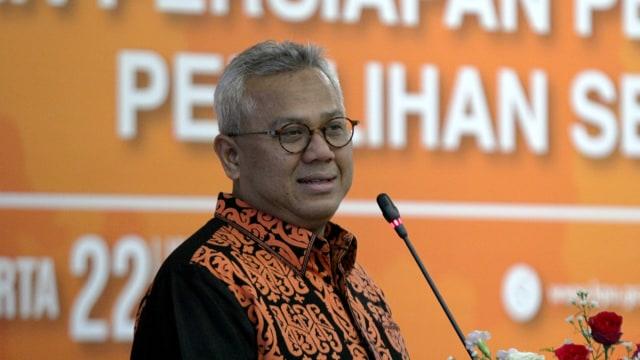 Positif Corona, Ketua KPU Arief Budiman Kini Dirawat di RSPAD (101950)