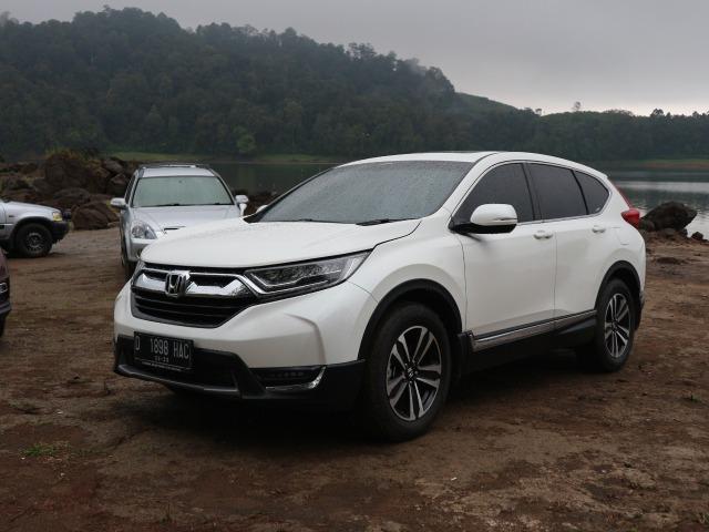Napak Tilas 5 Generasi Honda CR-V di Indonesia Sepanjang 20 Tahun (128692)