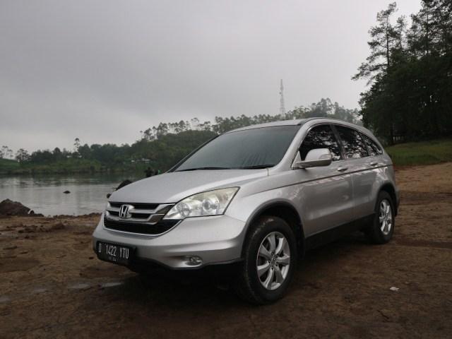 Napak Tilas 5 Generasi Honda CR-V di Indonesia Sepanjang 20 Tahun (128690)
