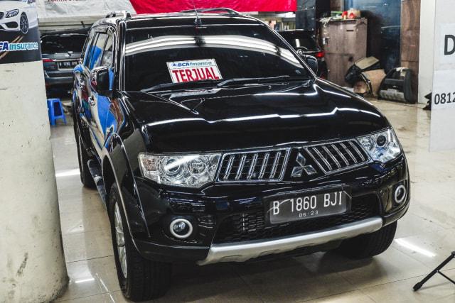 Mitsubishi Pajero Sport bekas