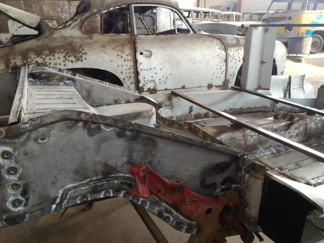 Ubah Die-Cast Jadi Replika Porsche 356b Abarth Aluminium (89646)