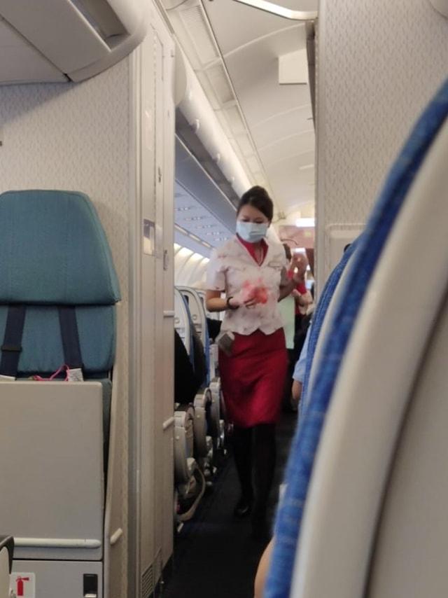 Imbas Corona, Cathay Pacific Kurangi Jumlah Kapasitas Penumpang Hingga 96 Persen (6523)