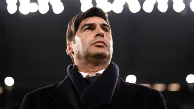 Tottenham Hotspur Pepet Mantan Pelatih AS Roma Paulo Fonseca (9701)